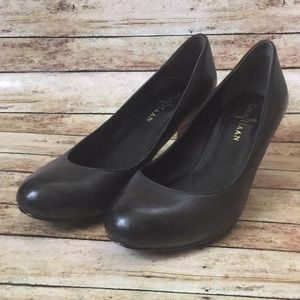 Cole Haan Nike Air Leather Heels